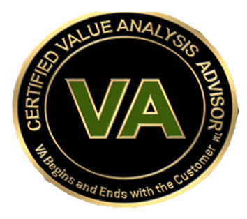 value analysis advisor button